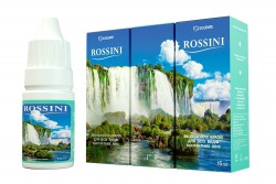 Зволожуючі краплі Solente Rossini