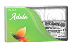 Гідрогелеві контактні лінзи щомісячної заміни Solente Adele Bio Monthly