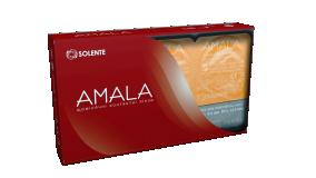 Гідрогелеві контактні лінзи щомісячної заміни Solente Amala