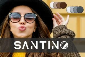 Технологія фотохромних лінз Solente Santino