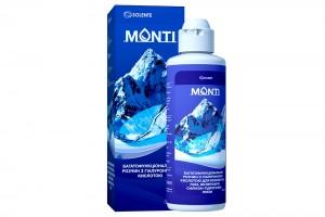 Багатофункціональний розчин з гіалуроновою кислотою Solente Monti