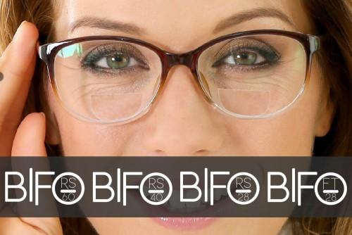 Індивідуальна рецептурна біфокальна лінза сімейства Bifo RS/FT