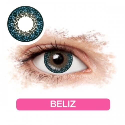 Гідрогелеві кольорові контактні лінзи Solente Agata Colors